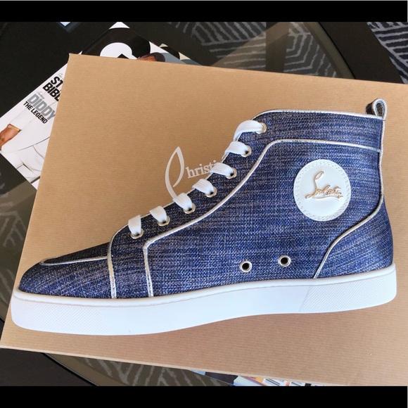 separation shoes b83c8 029f6 Louboutin Rantus Orlato sneaker NWT